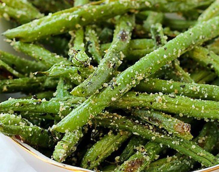 Ces petites chips de fèves vertes sont dédiées à tous ceux font un régime, mais qui veulent quand même manger une petite gâterie :)