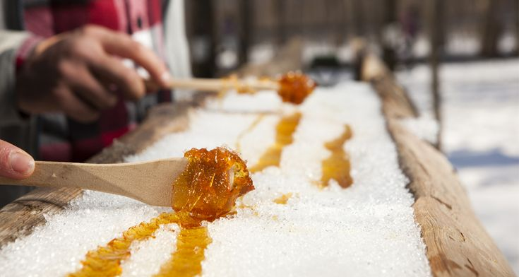 Head to Ontario's cottage country for all things maple this spring.