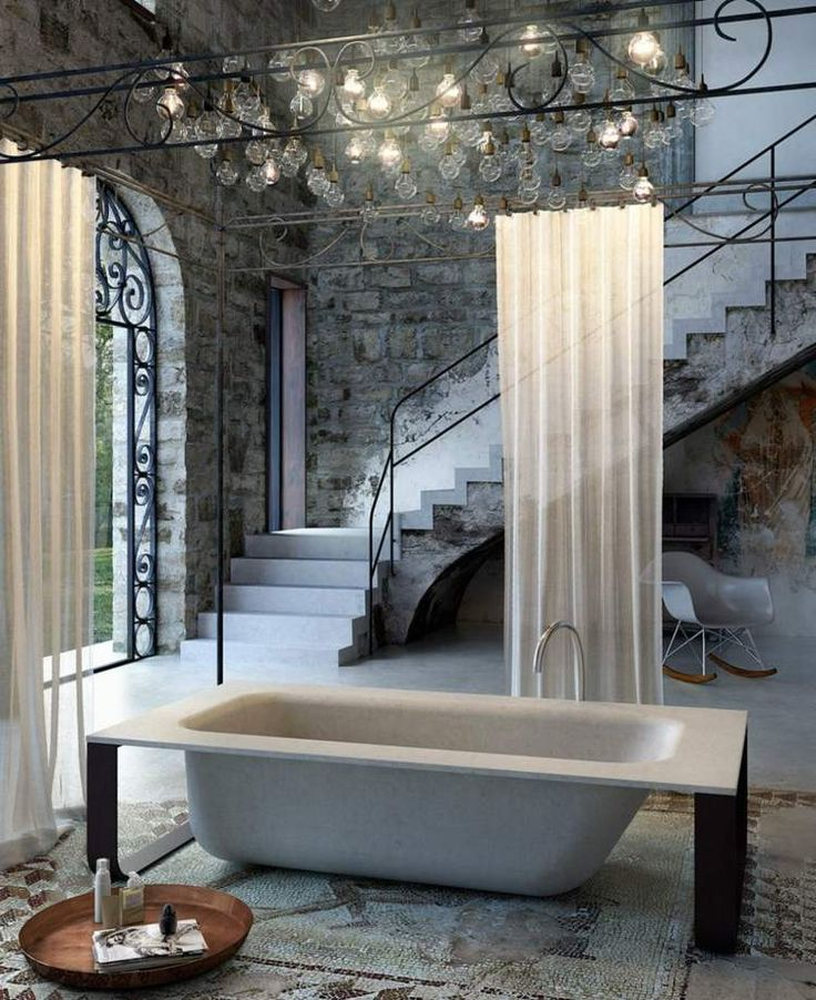 36 Besten Uhpc Concrete Bathroom Ideas Bilder Auf Pinterest   Freistehende  Badewanne Schlafzimmer
