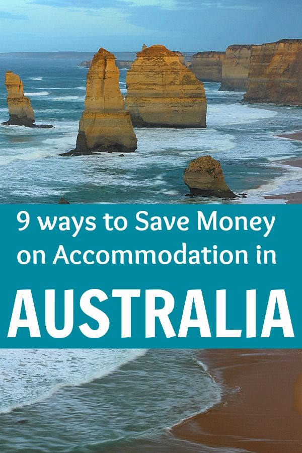 How to save money on accommodation in Australia - Travel Tips
