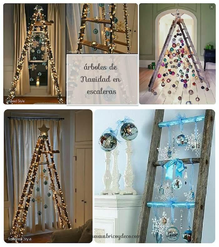 arboles-de-navidad-con-escaleras