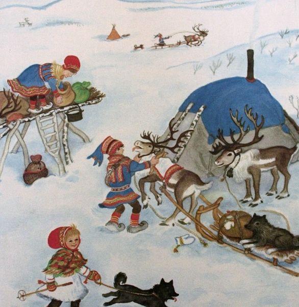 Ilon Wikland, född Pääbo 5 februari 1930 i Tartu i Estland, är en svensk illustratör. Hon är främst känd för sina illustrationer till Astrid Lindgrens och Edith Unnerstads böcker. Wikipedia-ilon wikland