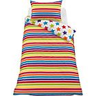 Buy ColourMatch Spot and Stripe Children's Bedding Set - Single at Argos.co.uk - Your Online Shop for Children's bedding sets.