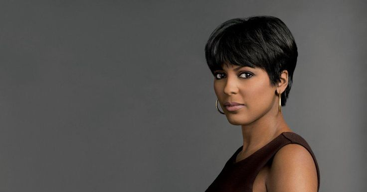 """""""Today"""" show co-host Tamron Hall has left NBC News."""