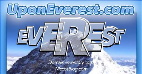 UponEverest.com is for sale at sedo.com
