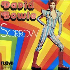 Image result for david bowie sorrow single