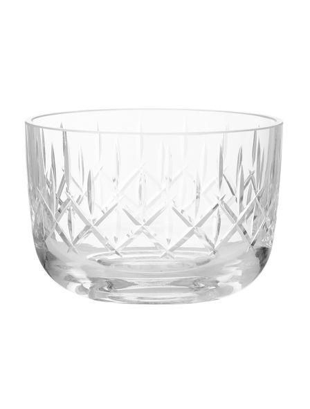 Louise Roe Skål i krystal glas