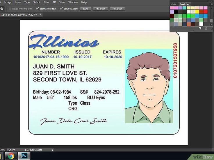Make a fake id how to make social security card fake