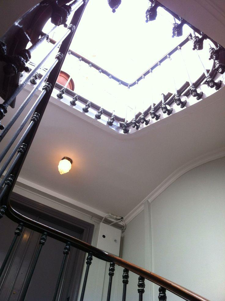 Les 25 meilleures images du tableau cage d 39 escalier sur - Renovation cage d escalier immeuble ...