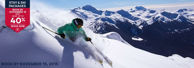 Whistler, BC | Official Destination Website | Tourism Whistler