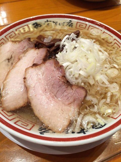 """""""Chukasoba"""" Japanes noodle -Ramen- 中華そば"""