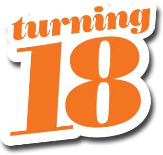 Turning 18 - website for school leavers. Safe celebrations.