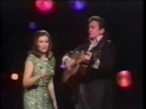 Johnny Cash & June Carter Cash - It Ain't Me Babe