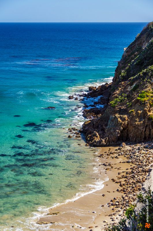 Pirate's Cove Beach, Malibu, Los Angeles, California
