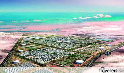 Αντιγραφάκιας: ΑΠΙΣΤΕΥΤΟ!!! Οικολογική πόλη του μέλλοντος στην ΕΡ...