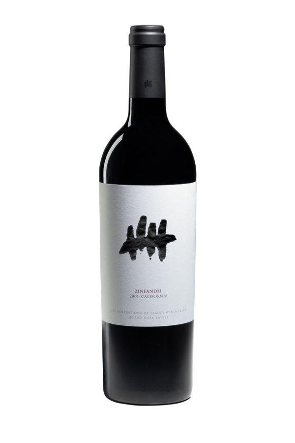 Five   Wine Label Design by Auston Design Group