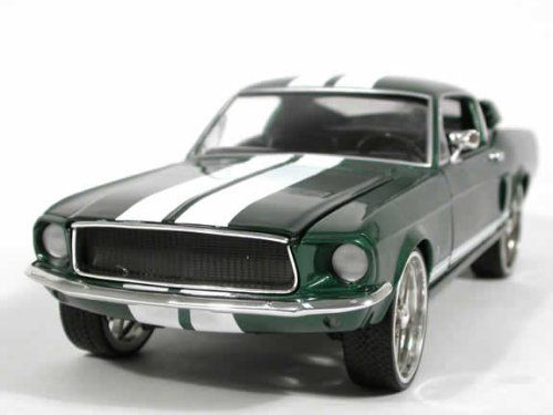 1967 ford mustang fast and furious 3 tokyo drift diecast. Black Bedroom Furniture Sets. Home Design Ideas