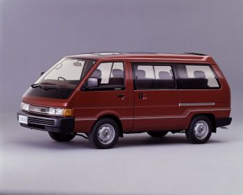 Nissan Vanette Largo Coach 2000 Super Saloon Panorama Roof (C22) '1986–????