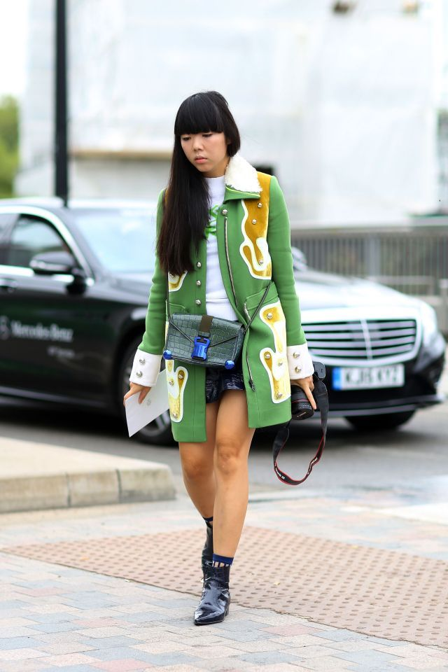 336 Best Street Style Images On Pinterest Paris Street Styles Anna Dello Russo And Spring