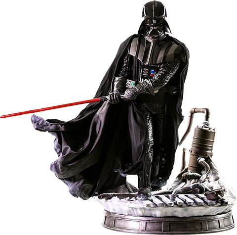 Star Wars Darth Vader Statue by Iron Studios | Sideshow Collectibles
