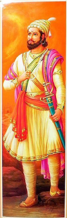 chhatrapati shivaji maharaj founder maratha empire indian history shivaji maharaj