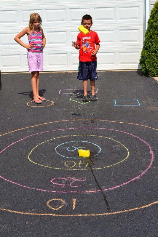 : Nyári játékok kintre, gyerekeknek 10+1 ötlet