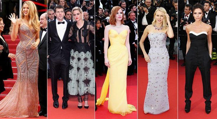2016 Cannes Film Festivali Açılış Töreni Kırmızı Halı - Cafe Society Galası - Hep Moda Magazin