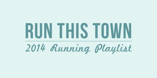 Time to get pumped up. 2014 running songs playlist. #resolutions #fitness #music
