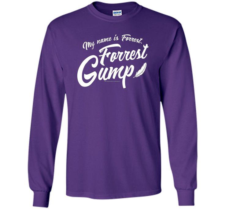 Forrest Gump My Name is Forrest Script