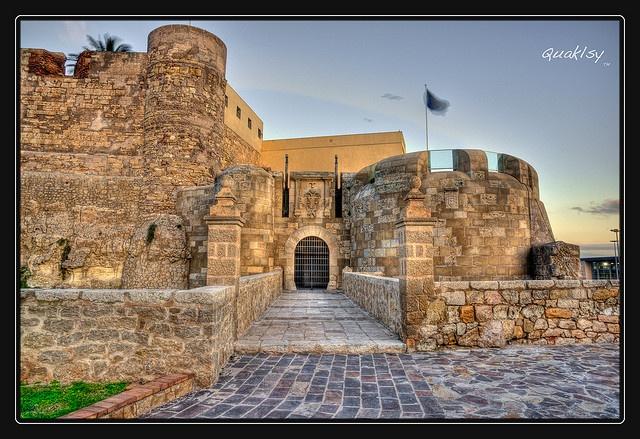 Puerta de Santiago - Melilla
