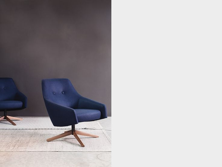 Puk low armchair by simon pengelly for montis fauteuils en banken