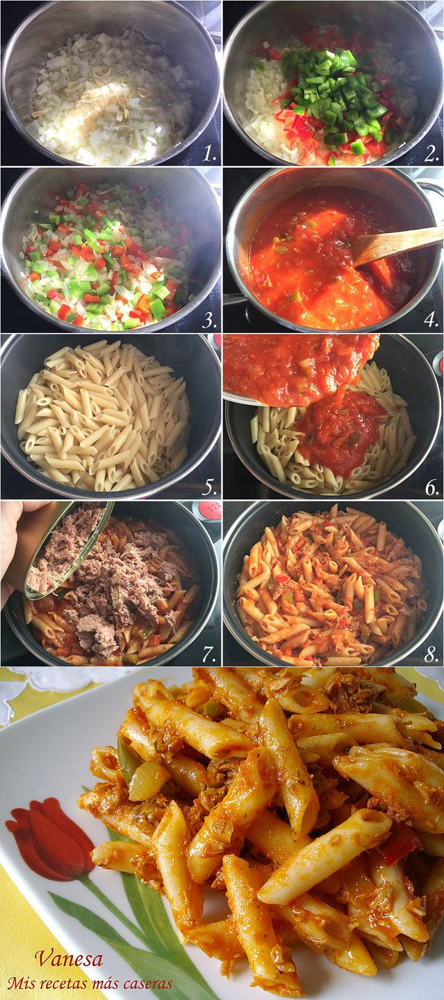 M s de 25 ideas incre bles sobre fideos en pinterest for Ideas para almuerzos caseros