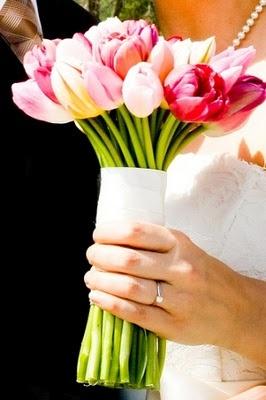 Minimalist bouquet