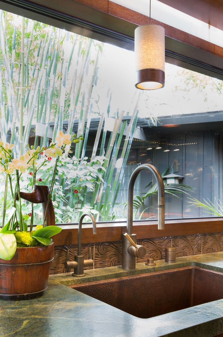 Simple native kitchen design - Find This Pin And More On Native Trails In The Kitchen