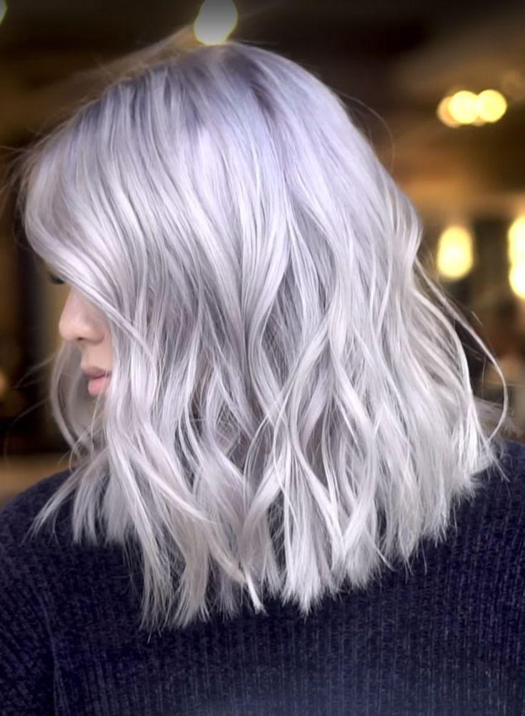 Shampoo For Dyed Gray Hair Grey Hair Dye Purple Blonde Hair Shampoo For Gray Hair