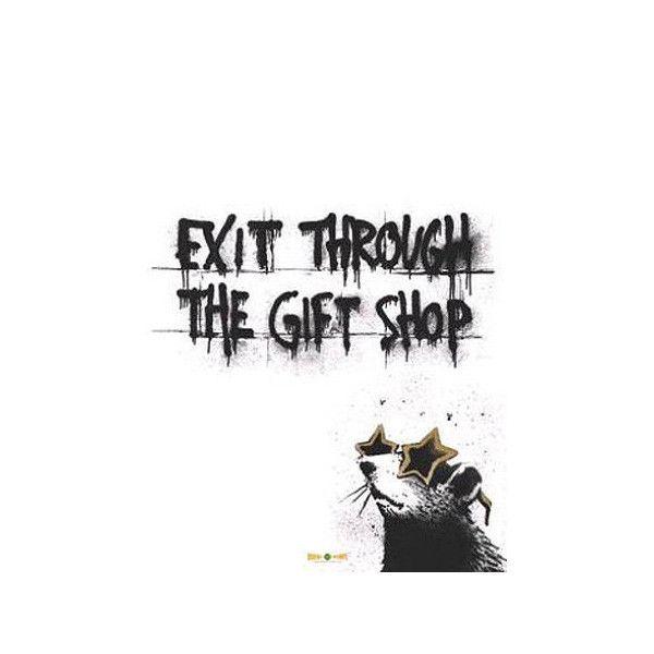 Exit Through The Gift Shop: A Banksy Film, DVD