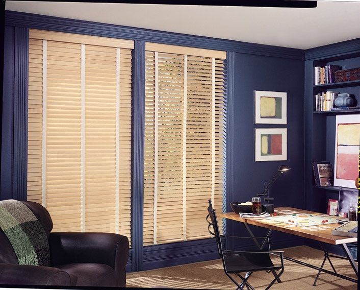 Beautiful Hardwood Blinds   Hardwood Blinds Vs. Faux Wood Blinds    Curated  By: