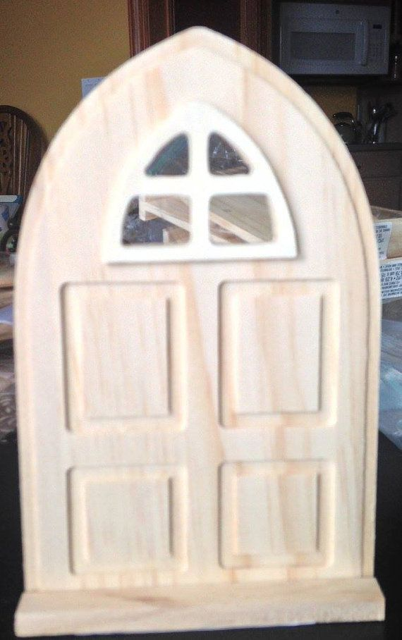 60 best cool stuff that i sell images on pinterest door for Unpainted fairy doors