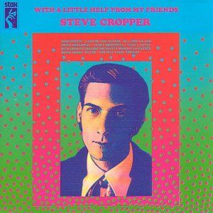 Steve Cropper - With A Little Help From My Friends, Black