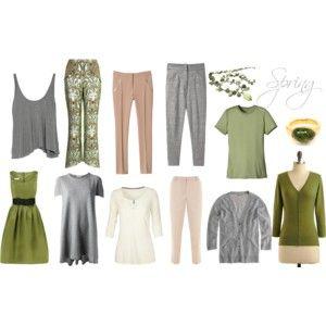 Gamine Autumn Capsule Wardrobe