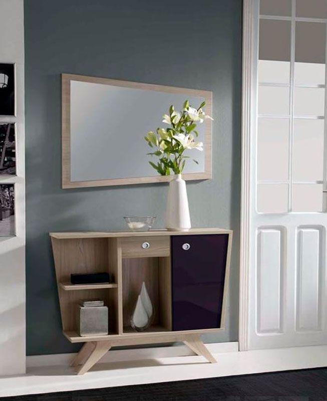 M s de 25 ideas incre bles sobre recibidor moderno en for Mueble recibidor moderno