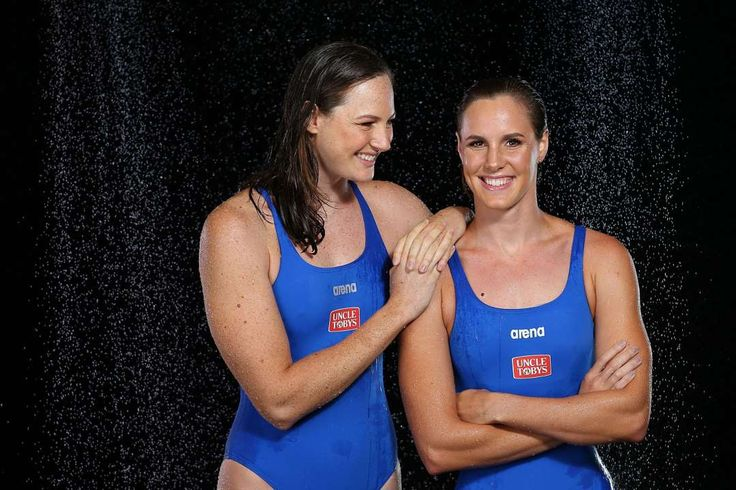 Cate and Bronte Campbell Country: Australia Sport: Swimming Cate, 24, and…