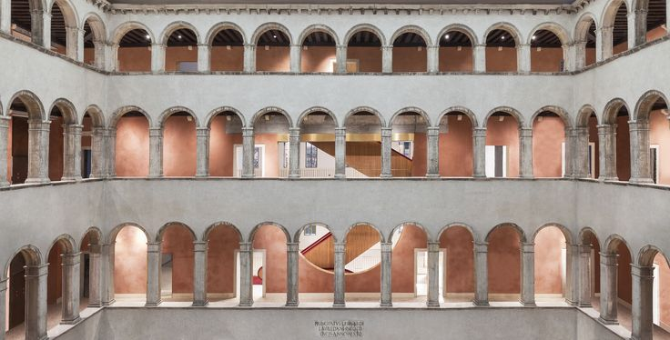 OMA's Fondaco dei Tedeschi Department Store is Revealed in Venice,Courtesy of OMA, Photograph by Delfino Sisto Legnani and Marco Cappelletti