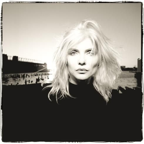Debbie Harry, Blondie, NYC, 1985