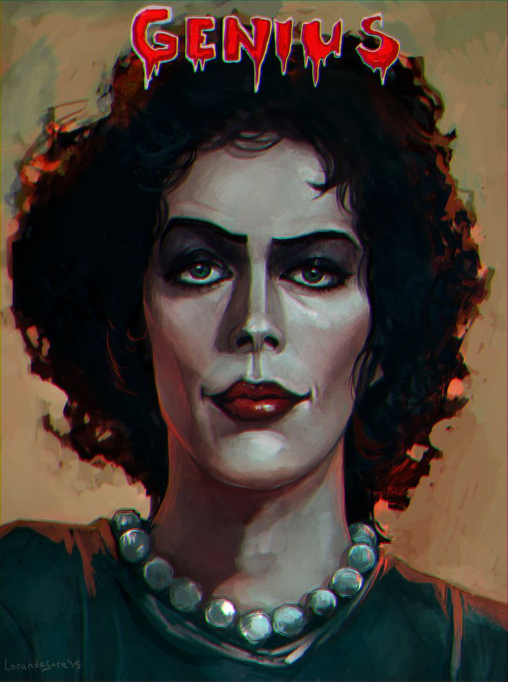 the rocky horror picture show by LoranDeSore on DeviantArt