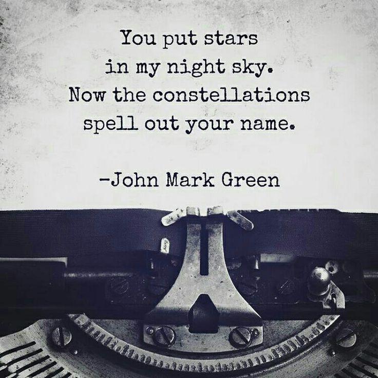 Romantic love poem for her by John Mark Green #stars #johnmarkgreenpoetry #johnmarkgreen