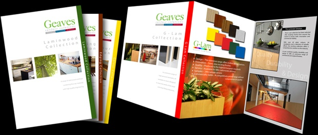 11 x 17 brochures Printing - we offer 11 X 17 half-fold brochure printing in different sizes and paper stock.