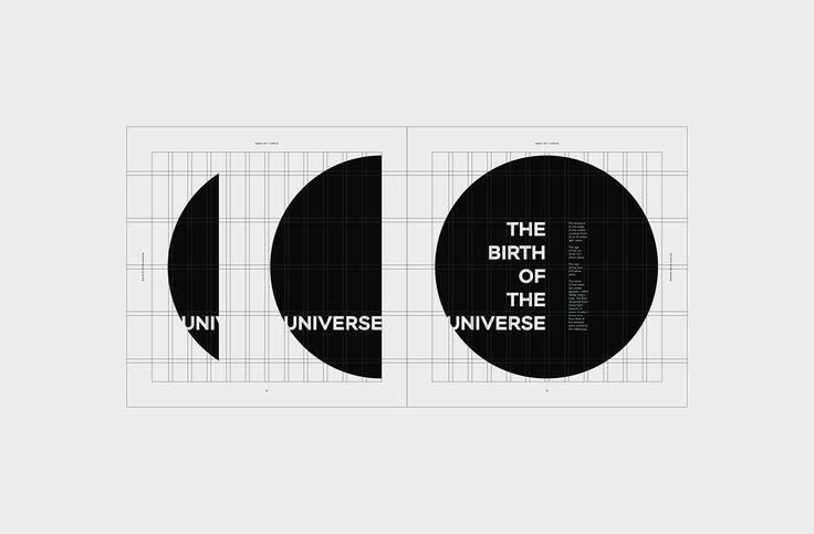 "Consulta este proyecto @Behance: ""SPACE: ART + SCIENCE""…"