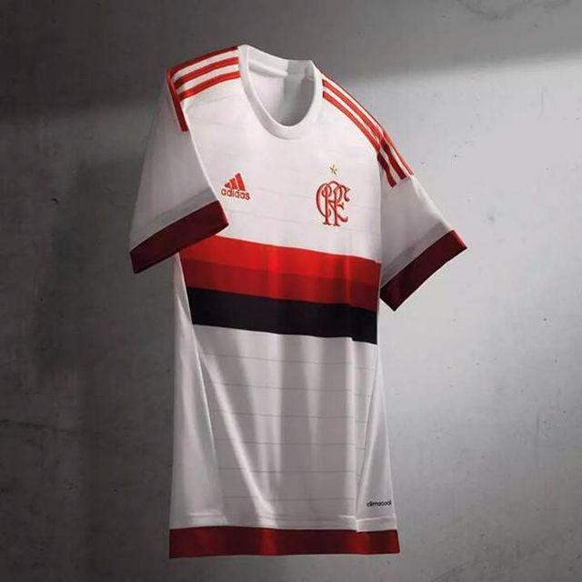 Camisa reserva do Flamengo 2015-2016 Adidas a