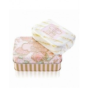 Cute soap by Baylis & Harding! #pink #relax